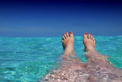 Image de vacances à la mer