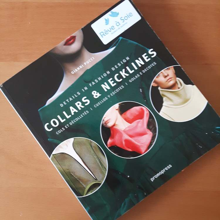 "Livre ""Collars and Necklines"""