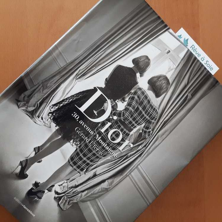 Couverture livre Dior