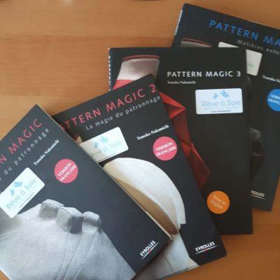 Livres Magic Pattern