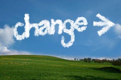 Nuage change
