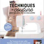 """Livre """"Mes techniques de couture"""" de C. CHARLES Editions Eyrolles"""